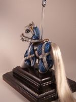 Crusade knight - front view by xXPaintedxPonyXx