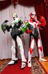 Tiger and Bunny by AshreiMEW