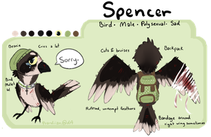 Dum Bird || bought by quardiian