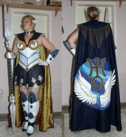 Sailor Uranus Warrior Version by Flitzichen