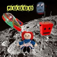 Toys on the Moon! by JWCole1978