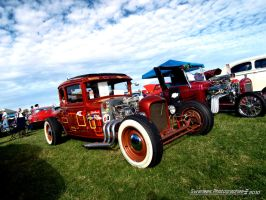 Psychedelic HotRod by Swanee3