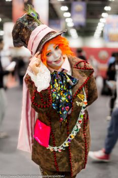 The Mad Hatter by AshleyReeve