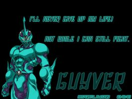 Guyver Wallpaper by nos-alucard