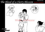 The Blood of CherryBlossom wip by pgushi
