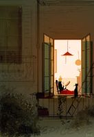 La vie par procuration by PascalCampion