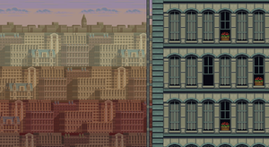 Metal Slug Apartment Building by DanteWreckmen-999