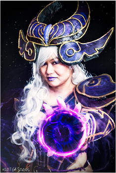 Force of Will (Syndra, League of Legends) by Gurukast