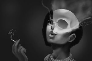 See through the Smoke by Bariarti