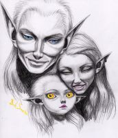 Family by Smeha