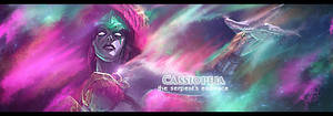 Cassiopeia Jade Fang by SilentLipz
