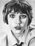 Zooey Deschanel II by JJRRS
