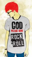 God, Please Save Rock and Roll by ExtremeJuvenile