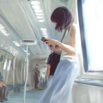 Train by raikoart