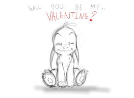 Valentines cute version by theX-plotion