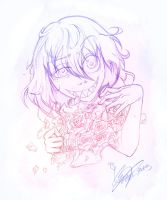 SMTRY Taste the Roses sketch by Imoon90