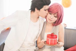 Tokimeki GS3 HAPPY BIRTHDAY to my lovely Bambi by roadscream