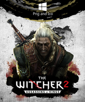 The Witcher 2 Assassins of Kings Icon by nemanjadmitrovic
