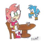 Amy and Lily speed drawing by TWONIONS