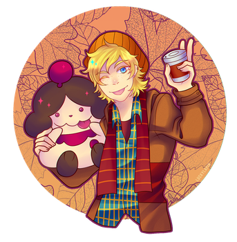 This Local boy really enjoys the Autumn by UnluckyLapin
