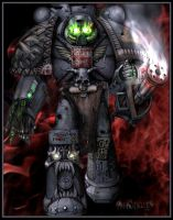 Space marine 4 by 4adams