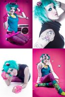 zeroluie by yukidoll-photography