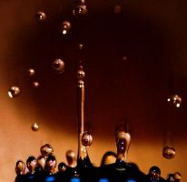 Droplets2 by Hildemarie