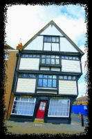 crooked house by awjay