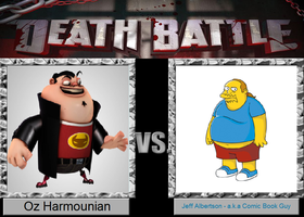 Death Battle: Comic Book Geeks by Toongirl18