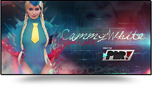 Cammy PDR Signature by Crazed-Artist