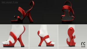 Heel concept 4side by red-creations