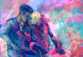 Swanheart - Otayuri by jesterry