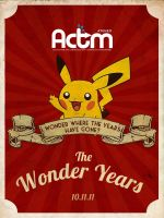 ACTM Alumni Night Teaser: Pikachu by manila-craze