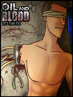 Oil and Blood Ch. 1 Cover by Py-Bun