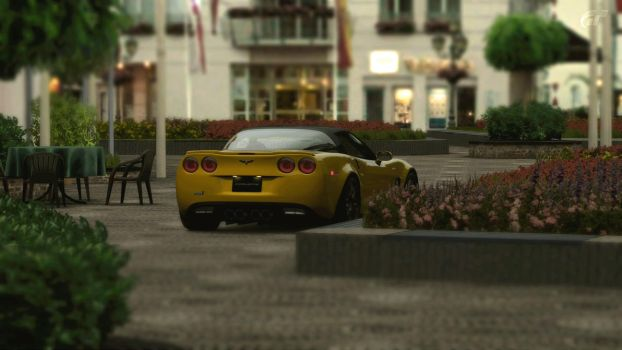 gt5 zr1 5 by NguyenDynasty