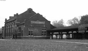 Ye Old Train Depot by WilsonPhotos