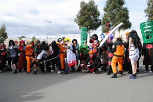 Manifest 2012 - The Great Naruto Photoshoot (1) by Sandy--Apples