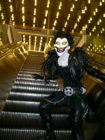 Ryuk Cosplay by Kukuzilla