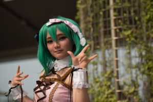 Comiket Cosplay by UltraSonicUSA