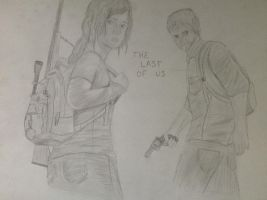 The Last of Us by Maddimrw420