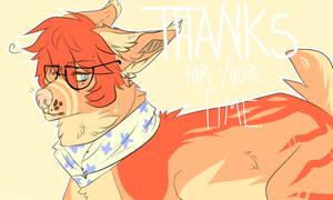 thanks for your time. by DekuMUTT