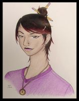 Chinese Girl by fanchielover15