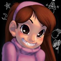 May Mucking about . Mabel by theCHAMBA