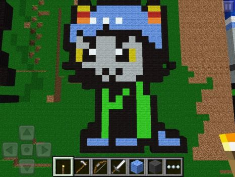 Nepeta ( I think that's how you spell it ) by Dragondud