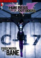 Huntress and The Outsiders #5 by comicaptor2014