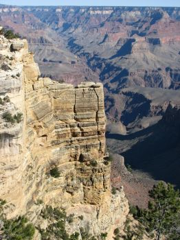 Grand Canyon Wall by RobMitchem