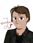 A.C Fav artists day 11 JWiesner by Sesshomarul182