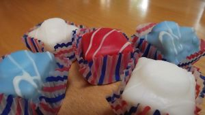 Patriotic Pastries (Day 11) by ChrisM38