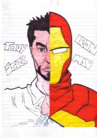 Iron_Man_ by Sisterax---XD