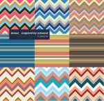 Patterns: inspired by Missoni by iemai